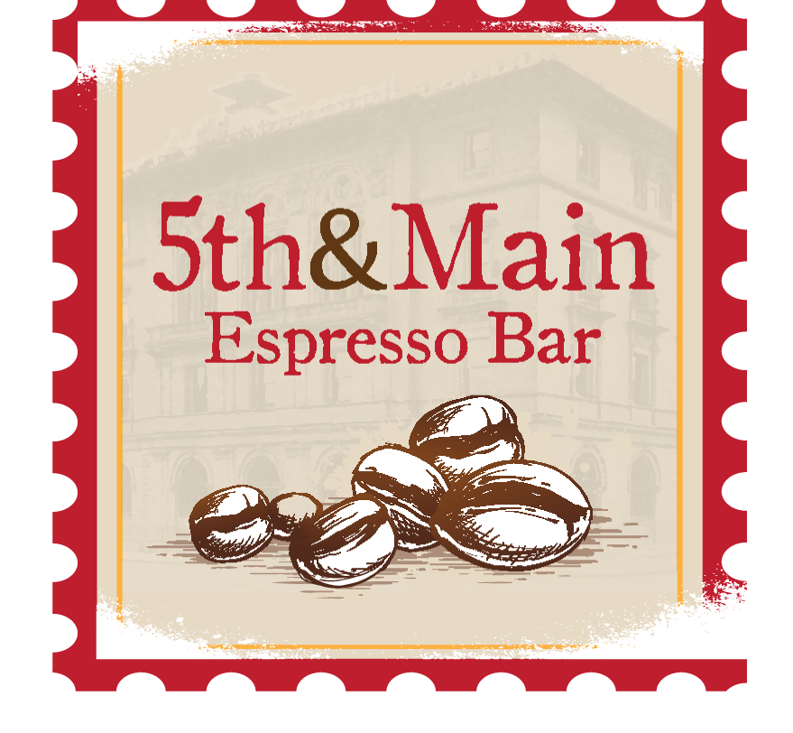 5th & Main Espresso Bar Logo